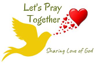 lets pray together logo